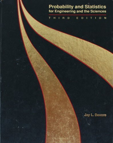 Probability and statistics for engineering and the: Jay L Devore