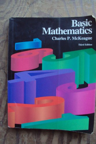 9780534144609: Basic Mathematics