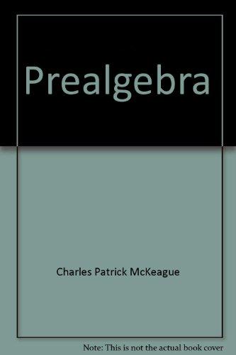 9780534144708: Prealgebra