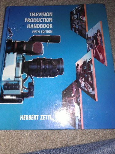9780534148263: Television Production Handbook (4)