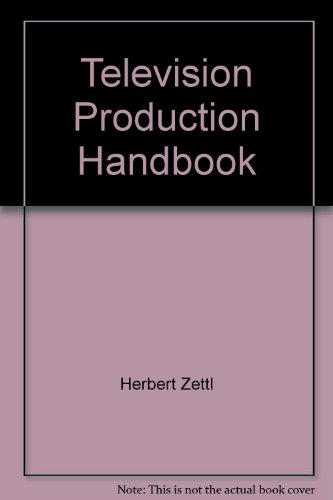 9780534148287: TELEVISION PRODUCTION HANDBOOK: Fifth Edition