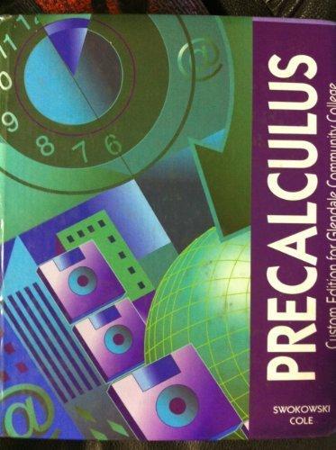 9780534148379: PreCalculus