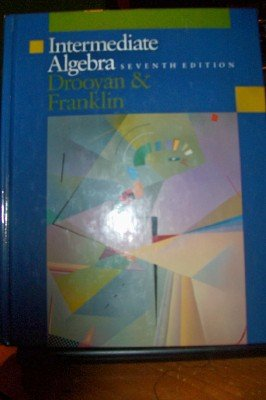9780534149048: Intermediate Algebra