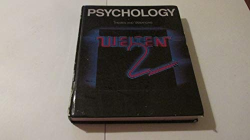 9780534153304: Psychology: Themes and Variations