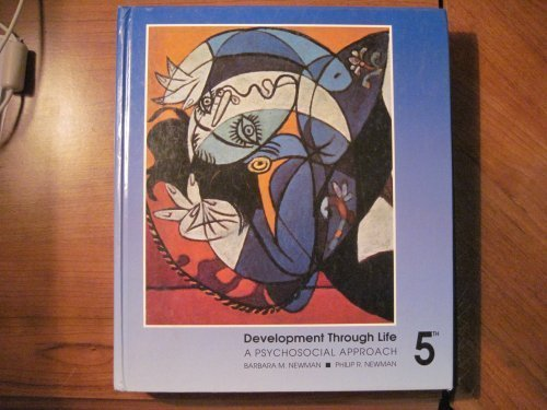 9780534153960: Development Through Life: A Psychosocial Approach