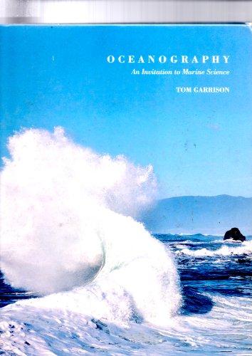 9780534156008: Oceanography: An Invitation to Marine Science