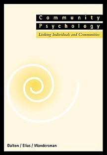 9780534161286: Community Psychology: Linking Individuals and Communities