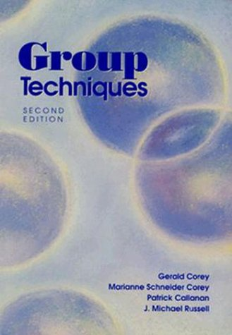 9780534162481: Group Techniques