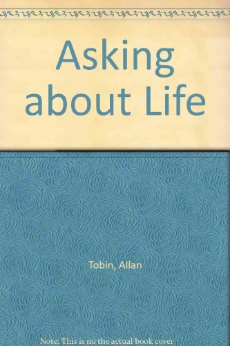 9780534166915: Asking About Life (with InfoTrac)