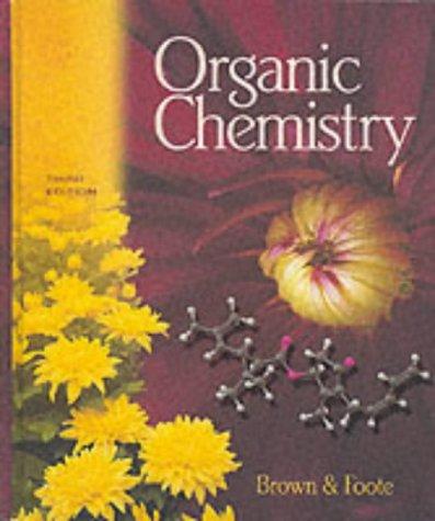 Organic Chemistry: Brown, William H.
