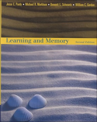 9780534169145: Learning and Memory