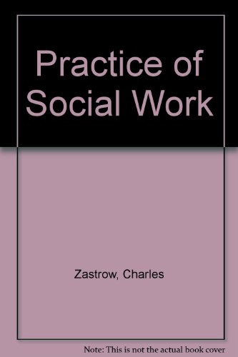 9780534170042: The Practice of Social Work