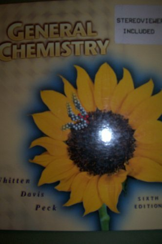 9780534170196: General Chemistry (with CD-ROM)