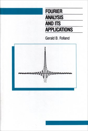9780534170943: Fourier Analysis and Its Applications (Wadsworth & Brooks/Cole Mathematics Series)