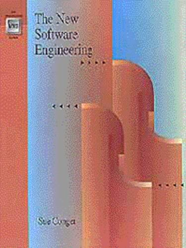 9780534171438: The New Software Engineering (The Wadsworth series in management information systems)