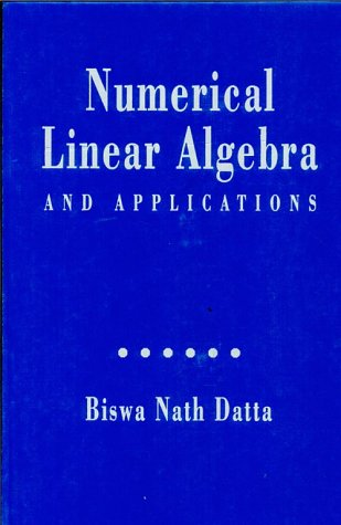 9780534174668: Numerical Linear Algebra and Applications