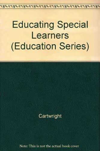 9780534176655: Study Guide for Educating Special Learners (Education Series)