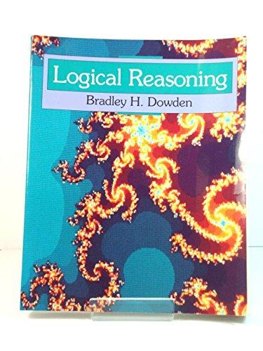 9780534176884: Logical Reasoning