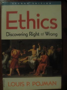 9780534178321: Ethics: Discovering Right and Wrong (Philosophy)