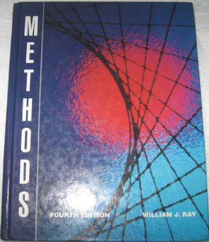 9780534178383: Methods Toward a Science of Behavior and Experience