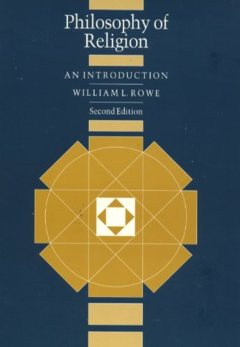 9780534188160: Philosophy of Religion: An Introduction