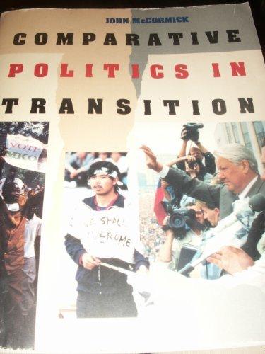 9780534189006: COMPARATIVE POLITICS IN TRANSITION (New Horizons in Comparative Politics)