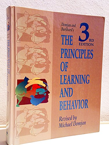 9780534189129: Principles of Learning and Behavior