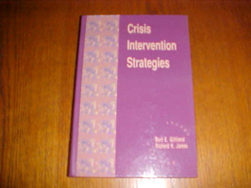 9780534194949: Crisis Intervention Strategies