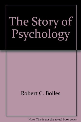 9780534196691: The Story of Psychology: A Thematic History