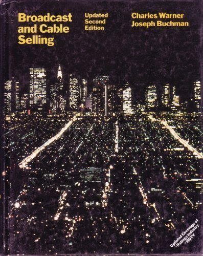 9780534197704: Broadcast and Cable Selling (Wadsworth Series in Mass Communication)