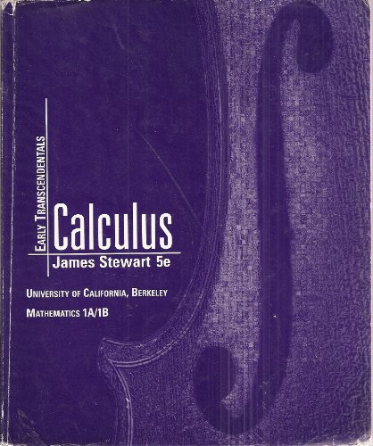 9780534199821: CALCULUS,EARLY TRANSCENDENTALS