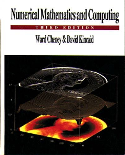 9780534201128: Numerical Mathematics and Computing