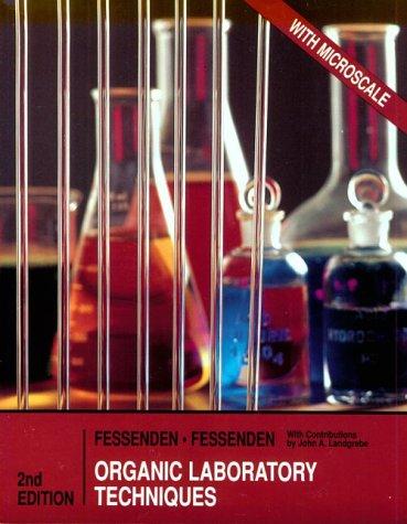 9780534201609: Organic Laboratory Techniques