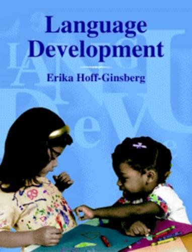 9780534202927: Language Development