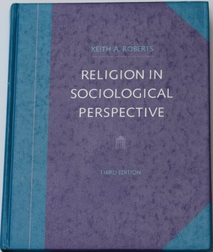 9780534204662: Religion in Sociological Perspective