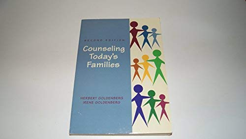 9780534205263: Counseling Today's Families