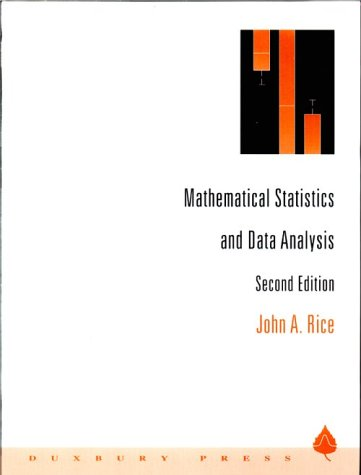 9780534209346: Mathematical Statistics and Data Analysis