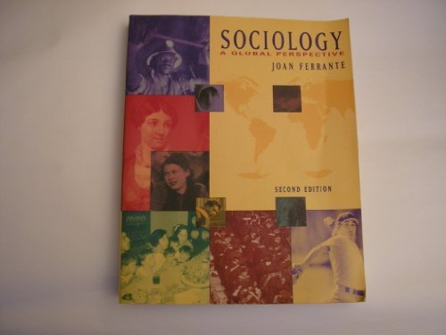 9780534209766: Sociology: A Global Perspective