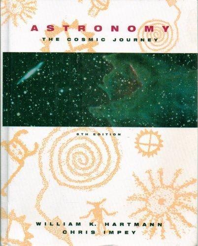 Astronomy: The Cosmic Journey
