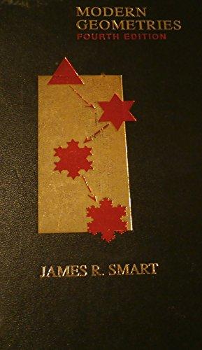 9780534211981: Modern Geometries (Mathematics)