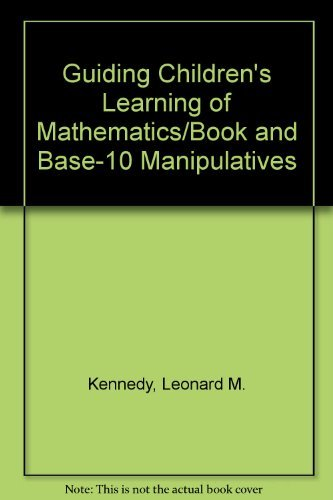 9780534214098: Guiding Children's Learning of Mathematics
