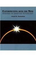 9780534216009: Experimenting with the Mind: Readings in Cognitive Psychology (Psychology Series)