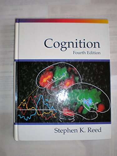 9780534219543: Cognition: Theory and Applications