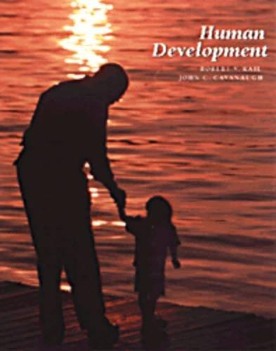 9780534222246: Human Development