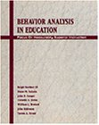 Behavior Analysis in Education: Focus on Measurably: Ralph Gardner, Diane