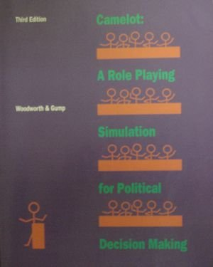 9780534230401: Camelot: Role Playing Simulation for Political Decision Making