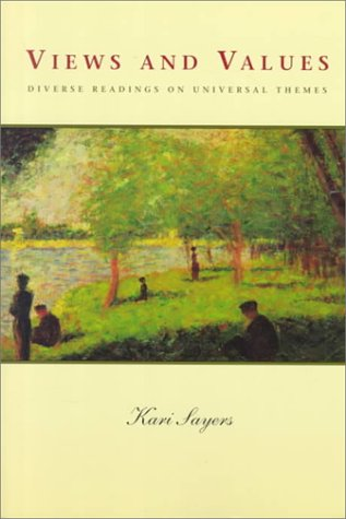 9780534235680: Views and Values: Diverse Readings in Universal Themes (Developmental Study/Study Skill)