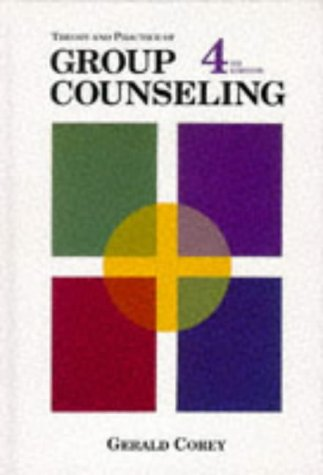 Gerald Corey Theory Practice Group Counseling Abebooks