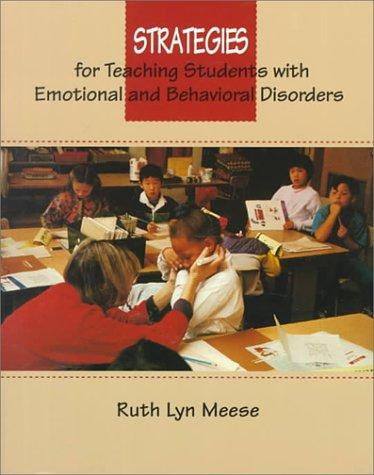 9780534242886: Strategies for Teaching Students with Emotional and Behavioral Disorders