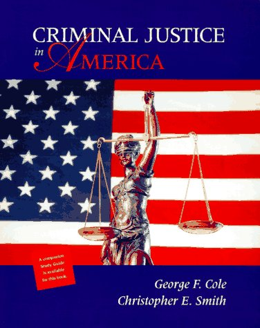 """criminal justice in american violet In my friday roundup, i mentioned jim webb's introduction of the national criminal justice commission act of 2009, which seeks to establish a commission """"made up of recognized criminal justice experts, and charged with examining a range of policies that have emerged haphazardly across the country and recommending reforms."""